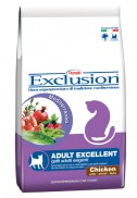 Cat Adult Excellent with Chicken-Dry
