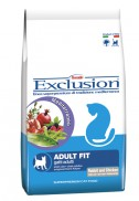 Cat Adult Fit with Rabbit and Chicken-Dry