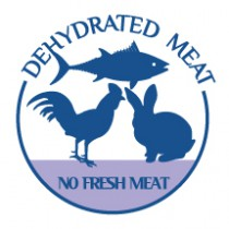 Dehydrated meat Med cat