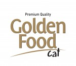 Golden Food Cat